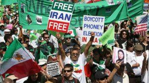 Iranian's Boycotting Elections