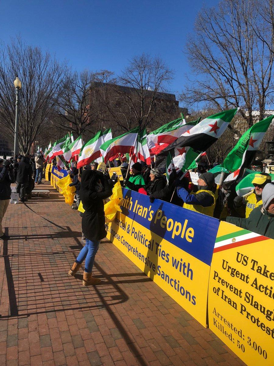 Protest by Iran's Public