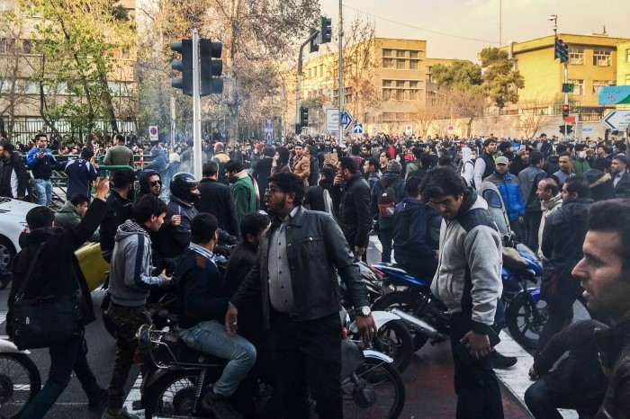Iranian Protests
