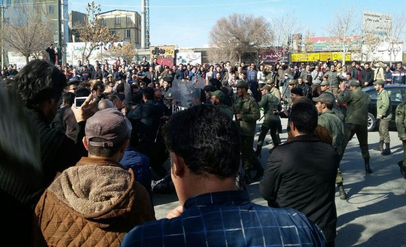 Protests Expose Iranian Regime's Weakness
