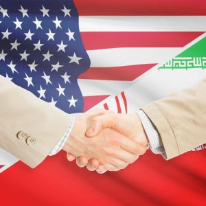 American - Iranian relations in Peacekeeping