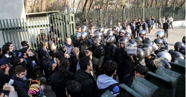 Protest In Iran 17-18