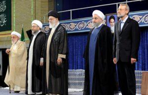 Iran's radical Islamic government Members