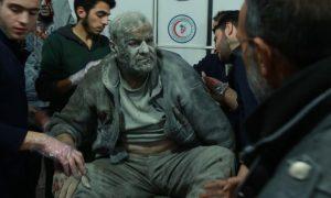 Eastern Ghouta Bombing