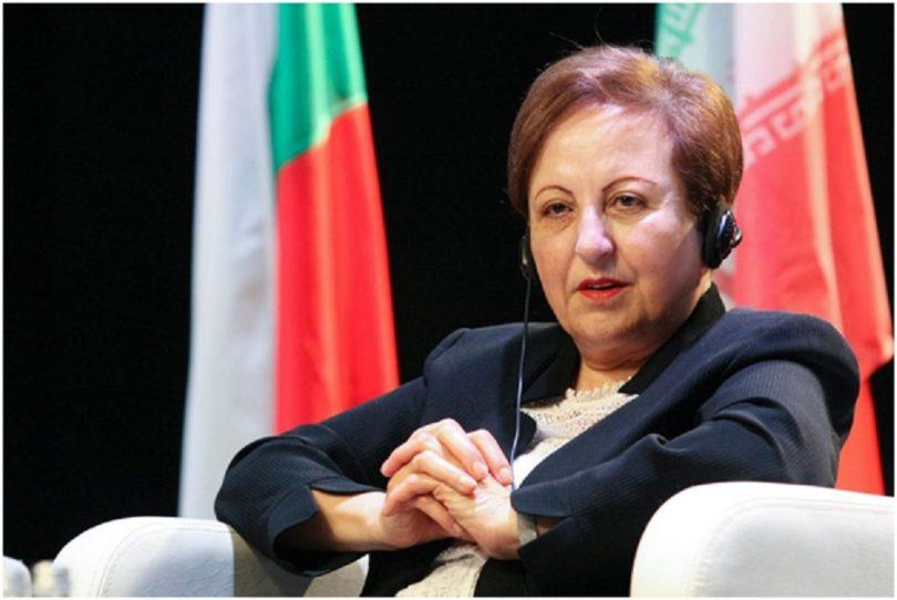 Shirin Ebadi, Iran's Nobel Peace Prize Winner