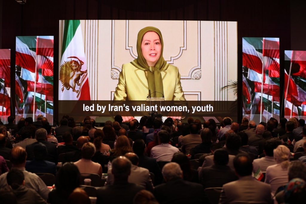 2018 Iran Freedom Convention 16