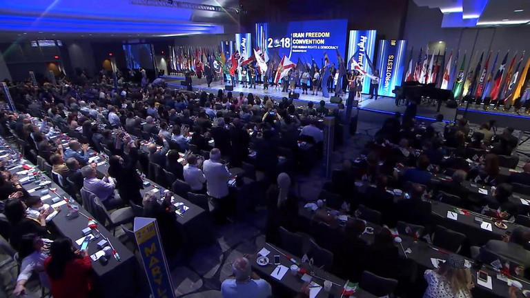 2018 Iran Freedom Convention 2