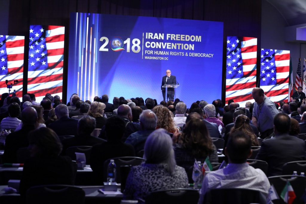 2018 Iran Freedom Convention 21