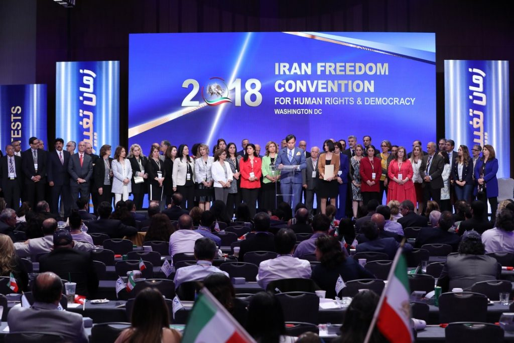 2018 Iran Freedom Convention 31