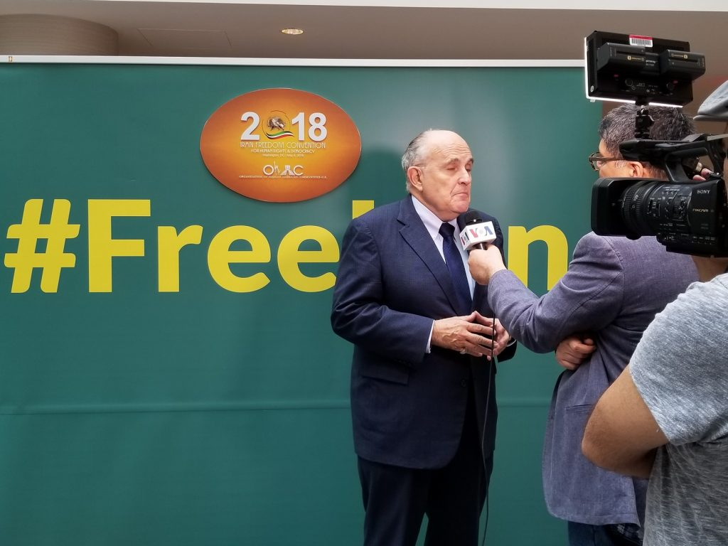 2018 Iran Freedom Convention 41