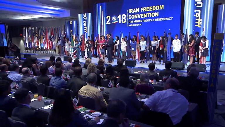 2018 Iran Freedom Convention 5
