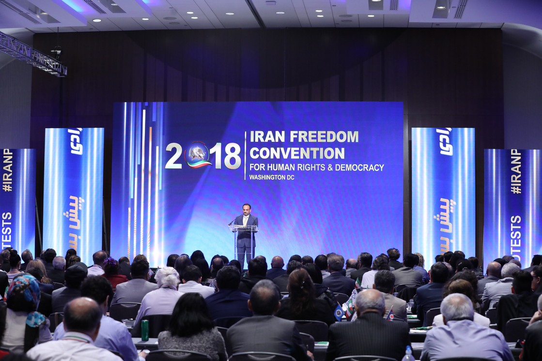 Iran Freedom Convention for Human Rights & Democracy 2018