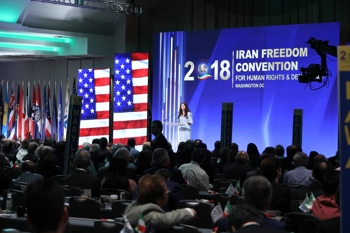 Iran Freedom Convention for Human Rights & Democracy