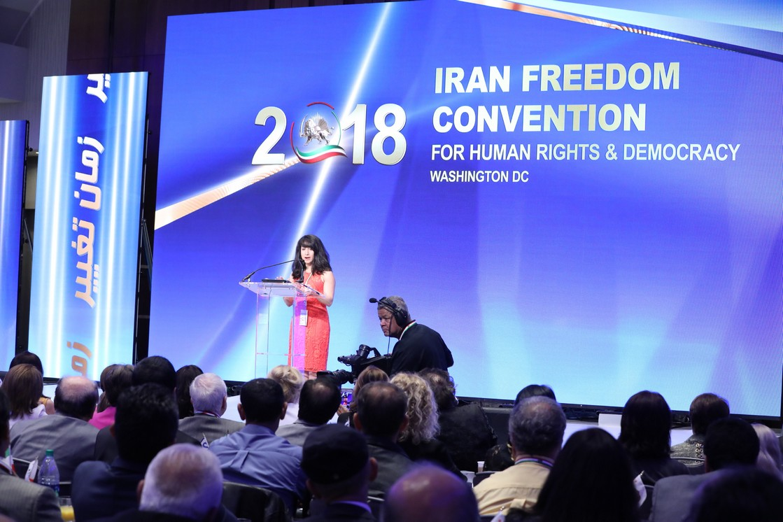 Iran Freedom Convention Washington, DC
