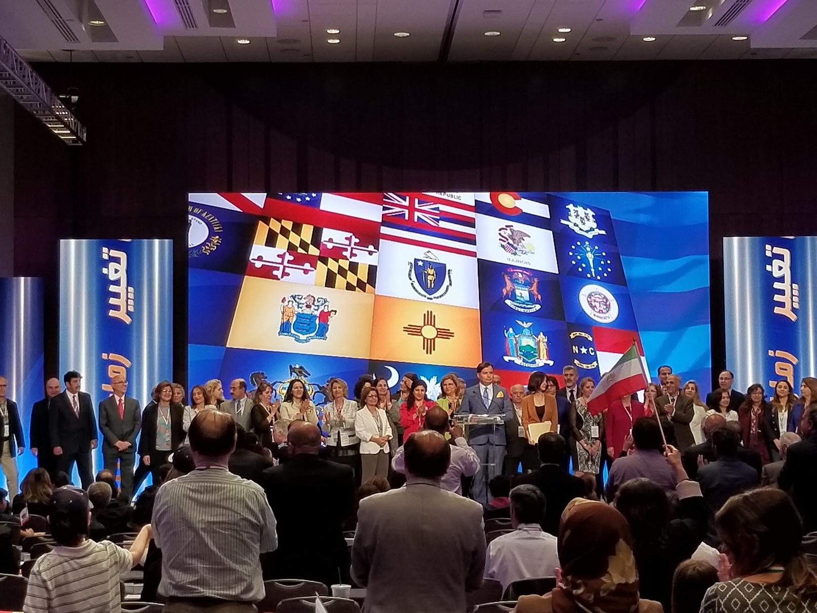 Iranian-American Delegates