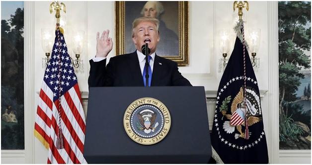 U.S. President Speech on Irans Nuclear Deal