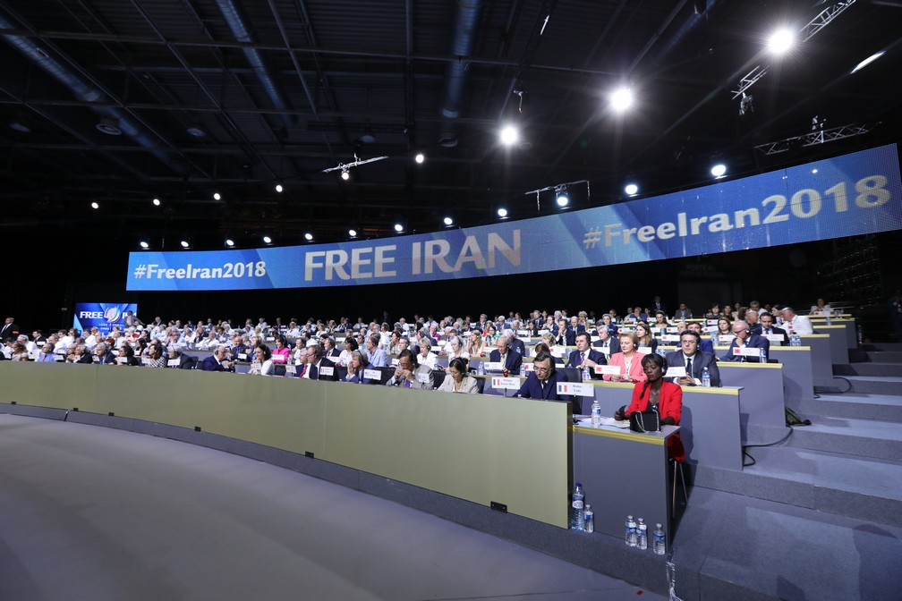 2018 Free Iran Gathering - Paris