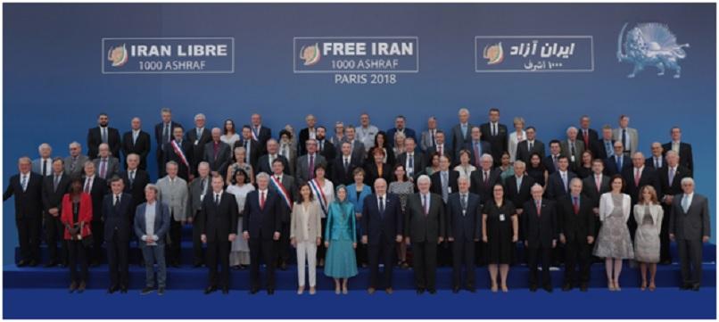 Free Iran Grand Gathering