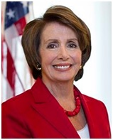 Congresswoman Nancy Pelosi (D-CA)