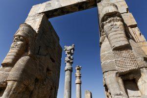 Ancient Persepolis Gate