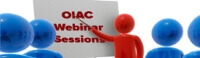 OIAC Webinar Sessions