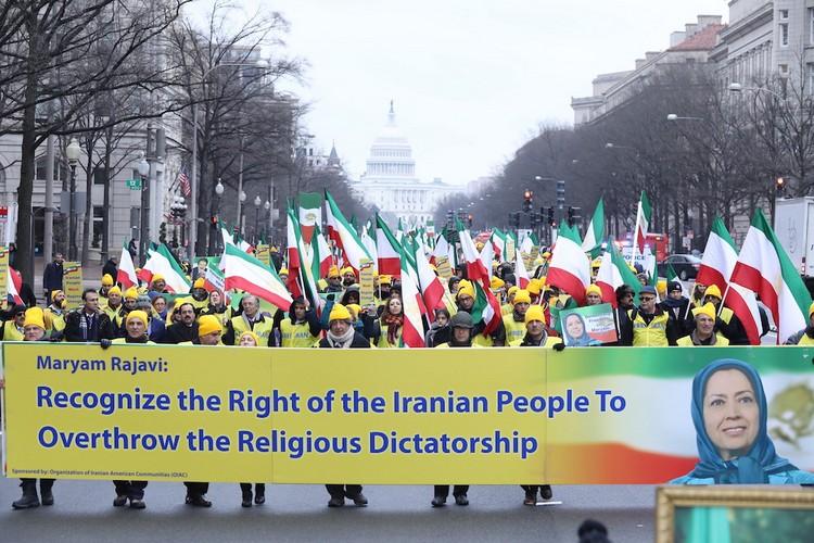 Iran Freedom March -2019