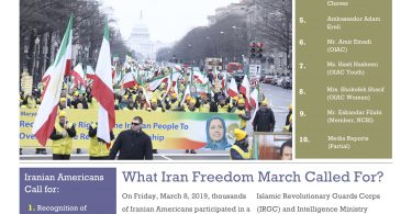 Iran Freedom March