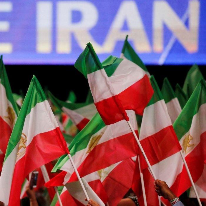 Iranian flags