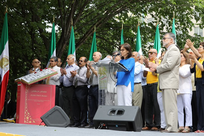 Solidarity March 2019 - Iranian American Communities Solidarity March with Iranian People for Regime Change - June 21, 2019 - Washington DC across DOS and White House (36)