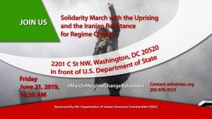 Iranian Advocacy Groups