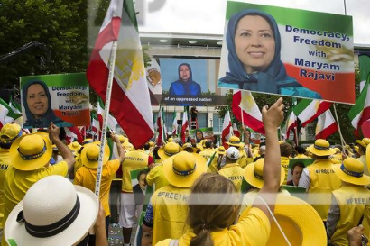 Democracy, Freedom with Maryam Rajavi