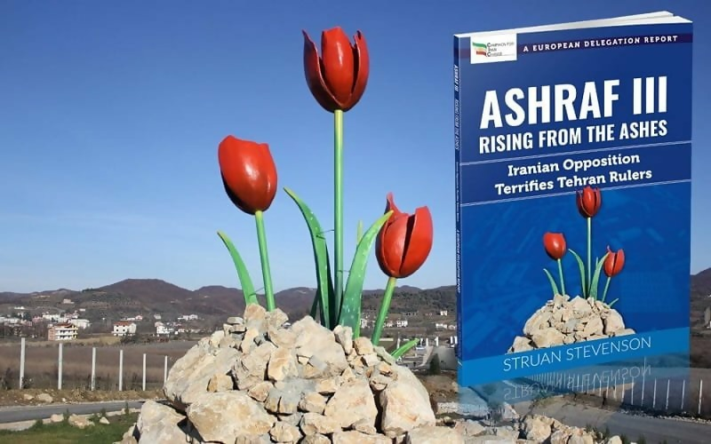"""Free Iran"" Conference in Ashraf 3, Albania"