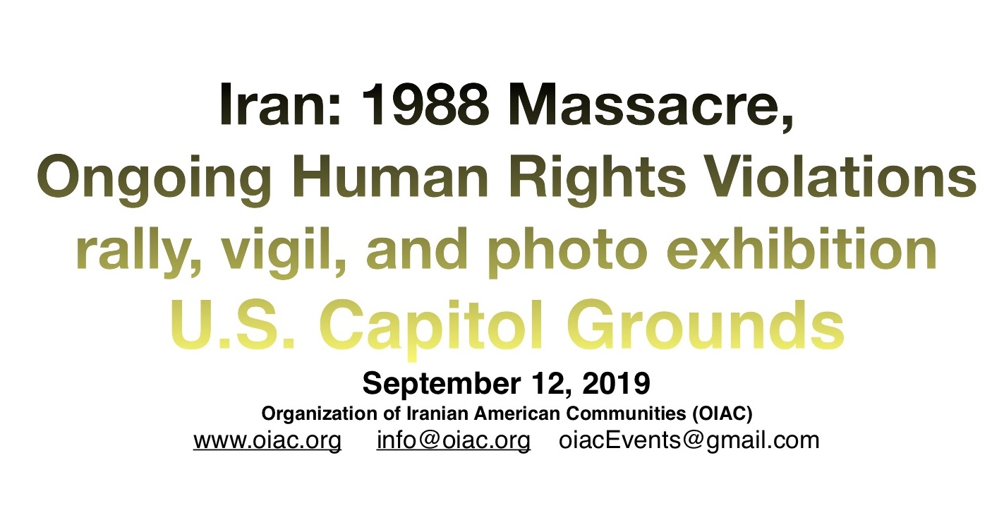 1988 Massacre of Political Prisoners in Iran