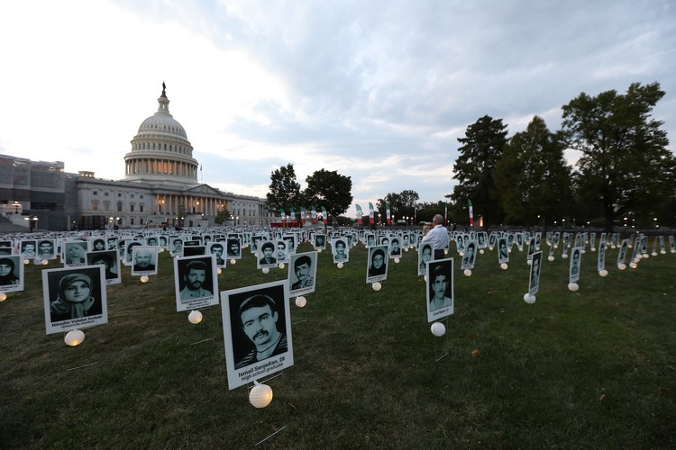 11_OIAC Iran Human Rights Exhibition, U.S. Capitol Hill, Sept 12, 2019