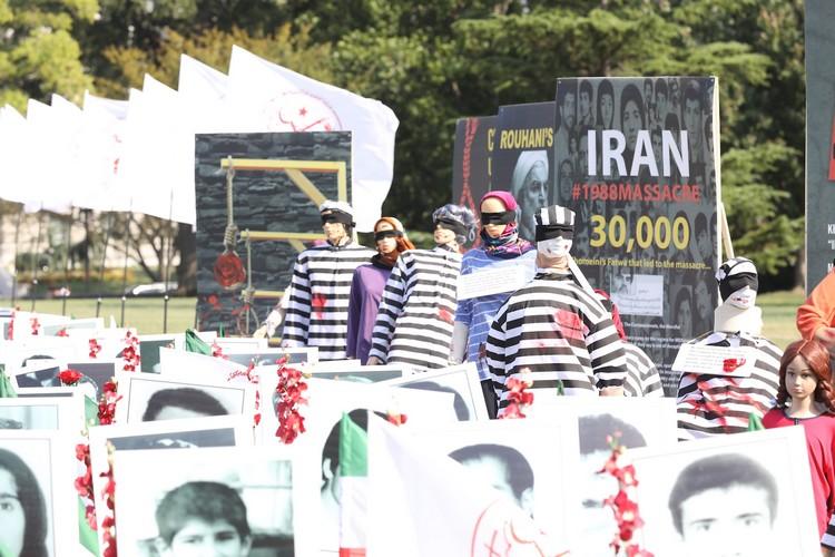32_OIAC Iran Human Rights Exhibition, U.S. Capitol Hill, Sept 12, 2019.J