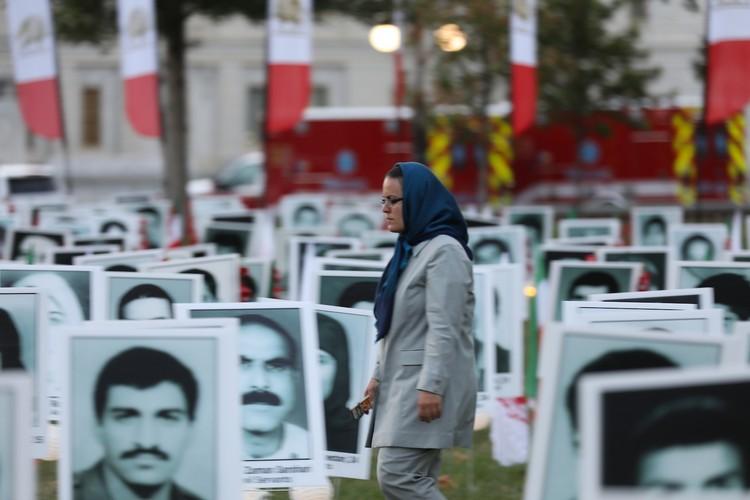 34_OIAC Iran Human Rights Exhibition, U.S. Capitol Hill, Sept 12, 2019.J