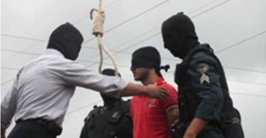 Execution of Leila Zarafshan