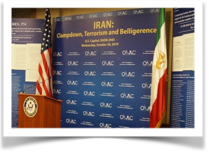 Iran: Clampdown, Terrorism and Belligerence