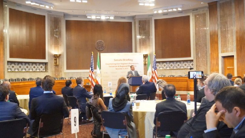 Congressional Briefing in the U.S.