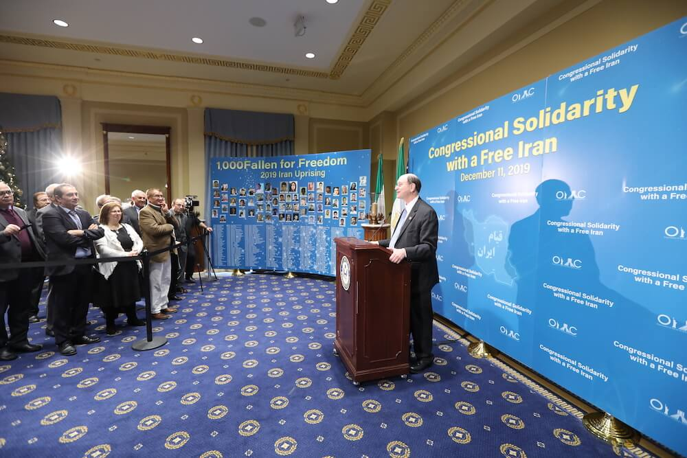 1- Rep. Brad Sherman_OIAC Capitol Hill Briefing on #IranProtests.