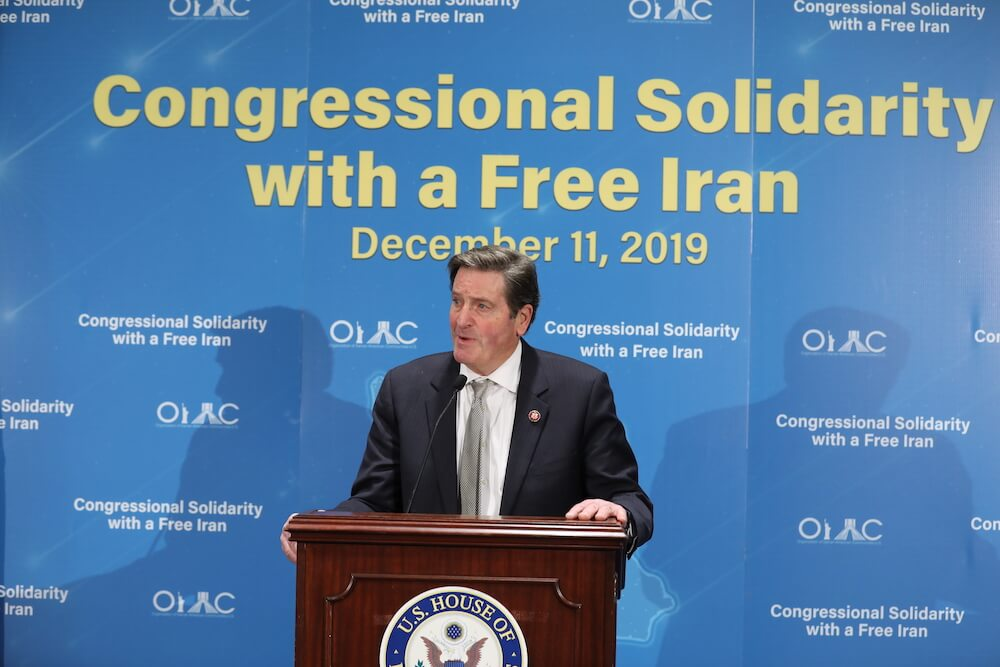 11- Rep. John Garamendi _OIAC Capitol Hill Briefing on #IranProtests.