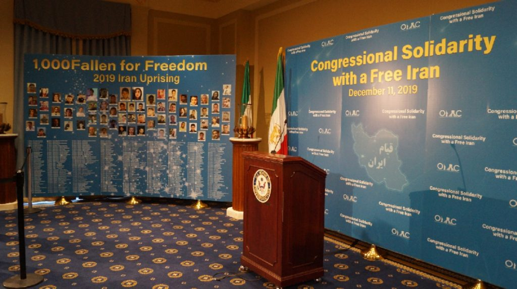 21-OIAC Capitol Hill Briefing on #IranProtests.