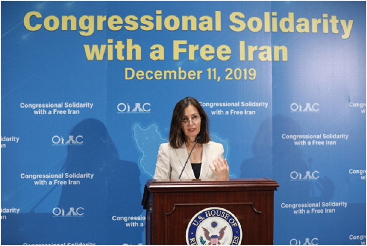 Supporters of Iran Protests for a Free Iran