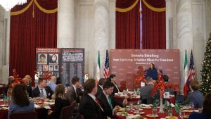Senate Policy Briefing: Alternative to the Iranian Regime