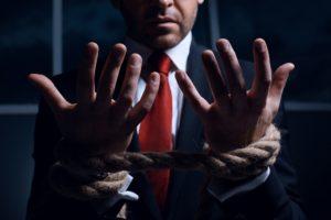 Businessman Held Hostage