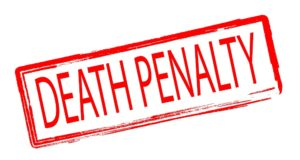 Death Penalty Stamp