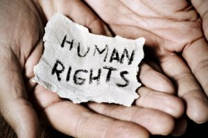 Human Rights in Hands