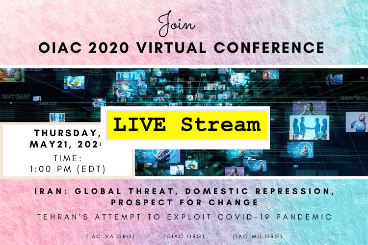 OIAC 2020 Virtual Conference to Support Regime Change