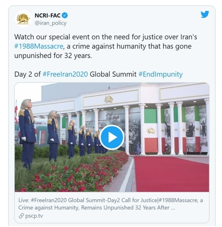 Iran global summit