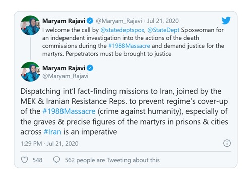 Iran Massacre